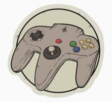 N64 by JonahVD