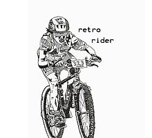 retro rider by yetiman