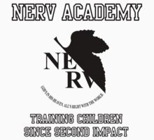NERV Academy Kids Clothes
