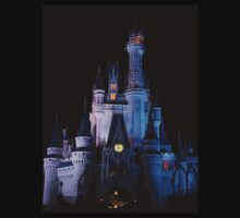 Cinderella Castle - Walt Disney World by jennisney
