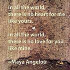 maya streethearts by Aleta  Valleau