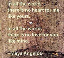 maya streethearts by Aleta  Valleau Mangual