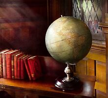 Lawyer - A world traveler by Mike  Savad