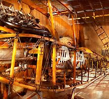 Aviation - Early days of aviation by Mike  Savad