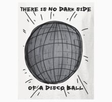 Dark Side Of A Disco Ball by woahovian
