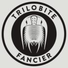 Trilobite Fancier (black on light) by David Orr