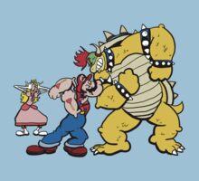 Mario-The Plumber Man! Kids Clothes