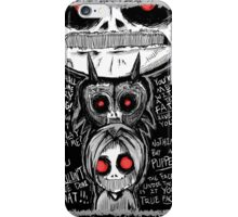 Ben Drowned CreepyPasta 01 iPhone Case/Skin