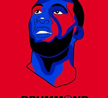Drummond by JordanAdamB