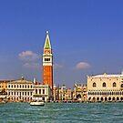 Piazza San Marco by Tom Gomez