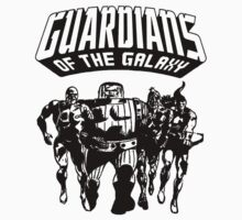 The Original Guardians of the Galaxy by nelder55