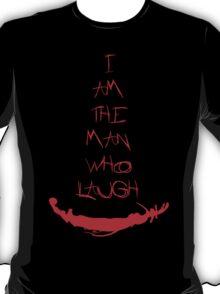 The man who laugh T-Shirt