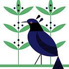 Bird of Paradise 1 by Scott Partridge