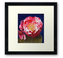 Emily's Flower Framed Print