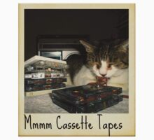 Mmmm Cassette Tapes by smilku