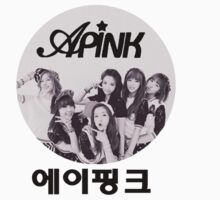 Apink Kpop Circle Design by bryanxdinh