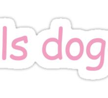pls doge Sticker