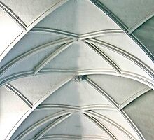 Sacristy Arches by phil decocco