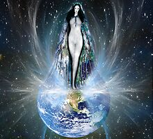 Mother Earth by saleire