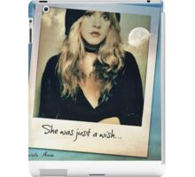 She Was Just A Wish.... iPad Case/Skin