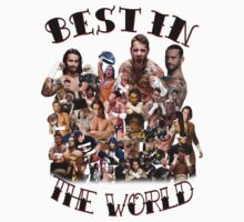 Best In The World SHIRT by ne0ns0undgrafix