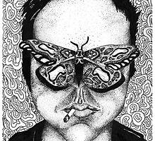 Mothman by AllisonEggers