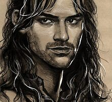 Kili the dwarf by evankart