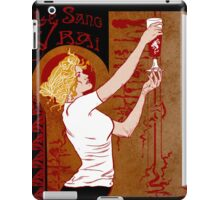 True Blood Nouveau iPad Case/Skin