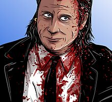 Vincent Vega by njacksonart