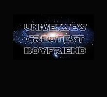 Universe Greatest Boyfriend (Phone Case) by ninamaroo