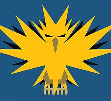 Zapdos by Gefemon2