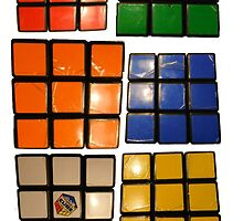 Rubiks cube by jport96