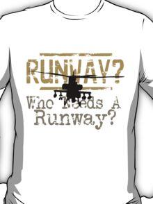 Runway 6 T-Shirt