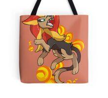 Pyroar Tote Bag