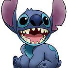 Stitch smile by LikeYou