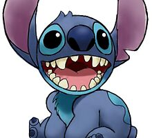 Stitch smile by LikeYou