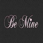 Be Mine Greeting Card by Vickie Emms