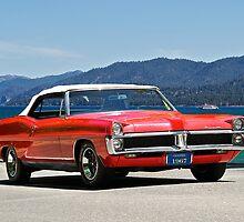 1967 Pontiac Bonneville Convertible II by DaveKoontz