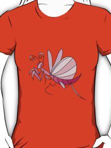 Pink Orchid Mantis T-Shirt
