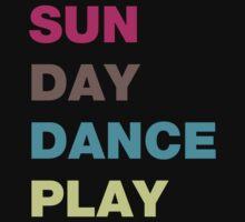 SUN DAY DANCE PLAY by mamisarah