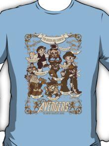 Lil steampunk Avengers T-Shirt