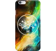 Of Mice and Men Galaxy Logo iPhone Case/Skin