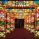 The monkey-arcade by Arie Koene
