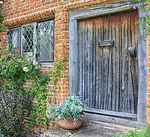 Sissinghurst Castle cottage by Mortimer123