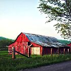 Red Barns by Susan S. Kline