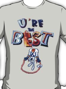 Earthworm Jim - You're The Best T-Shirt