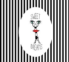 Oblina- Sweet Dreams  by Illustrange