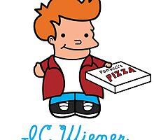 I.C. Wiener by MikePartist