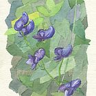 Monkshood by v0ff