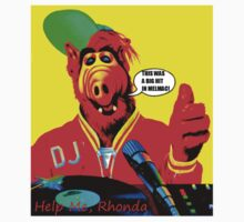 ALF DJ by smilku